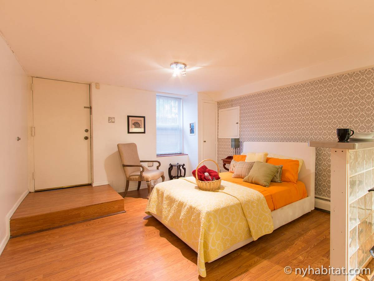 New York - Studio apartment - Apartment reference NY-16971
