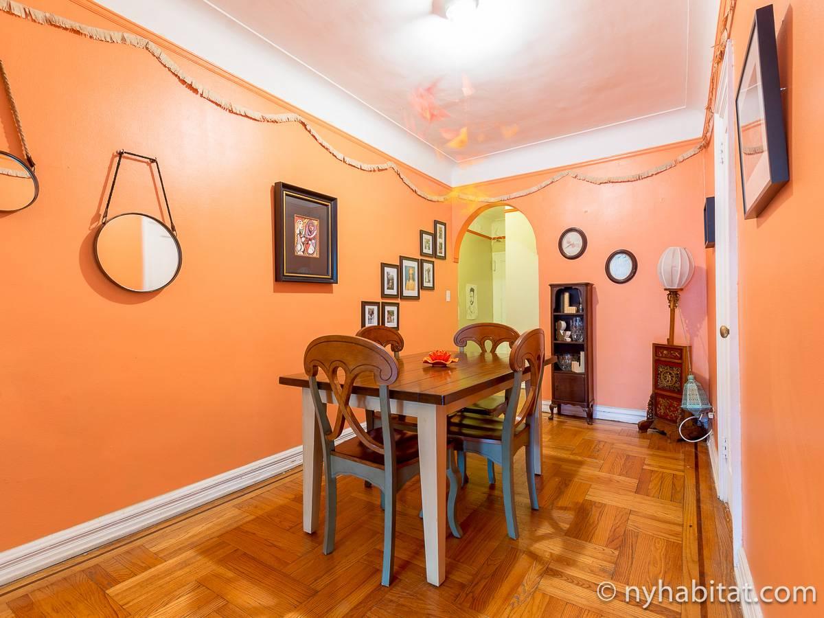 wohnungsvermietung in new york 3 zimmer inwood uptown. Black Bedroom Furniture Sets. Home Design Ideas
