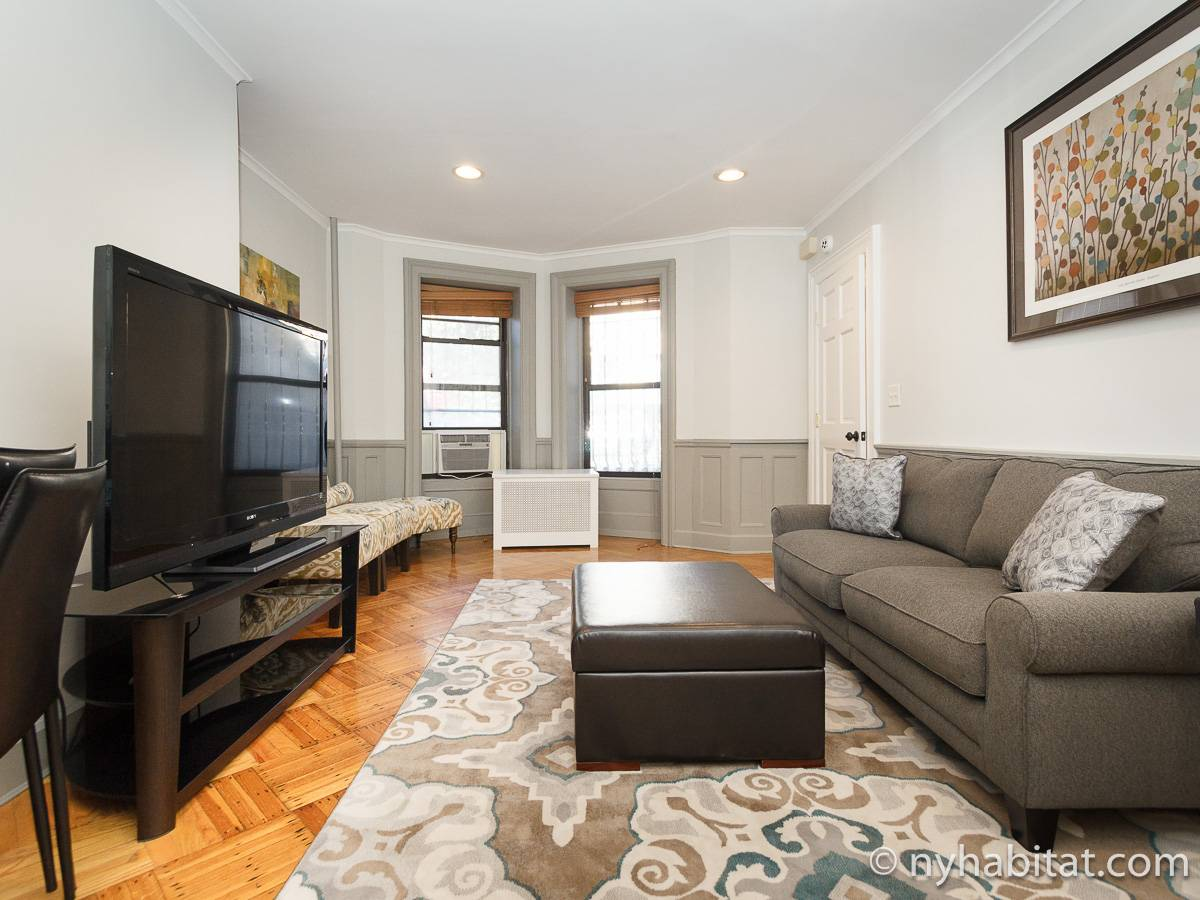 New York Apartment: 1 Bedroom Apartment Rental in Park ...