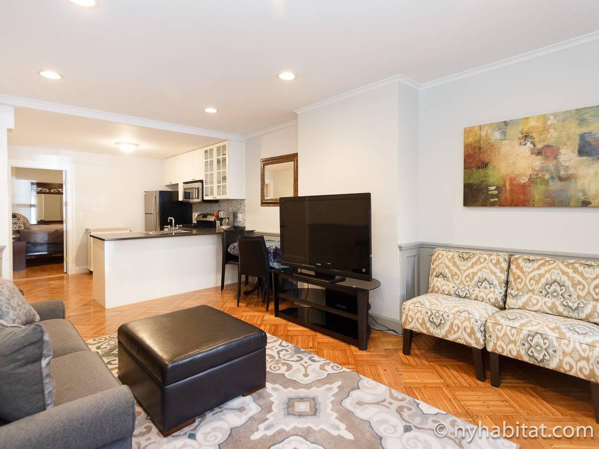 New York Apartment 1 Bedroom Apartment Rental In Park