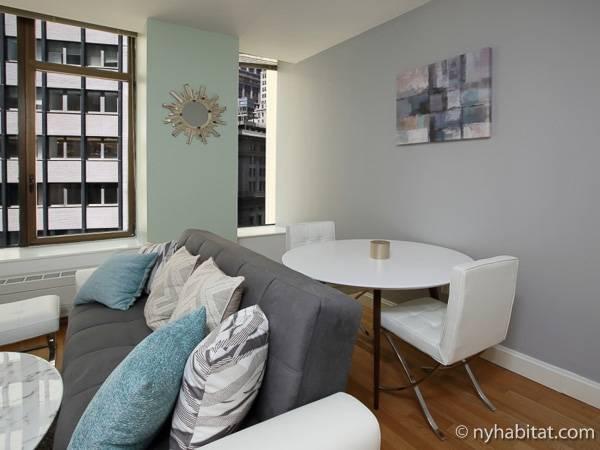 New York Alcove Studio Apartment