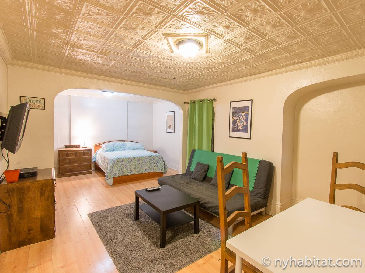 New York - Alcove Studio apartment - Apartment reference NY-17004