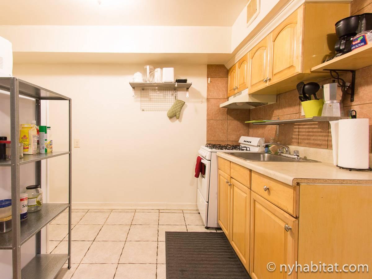 Kitchen Alcove New York Apartment Alcove Studio Apartment Rental In Bushwick