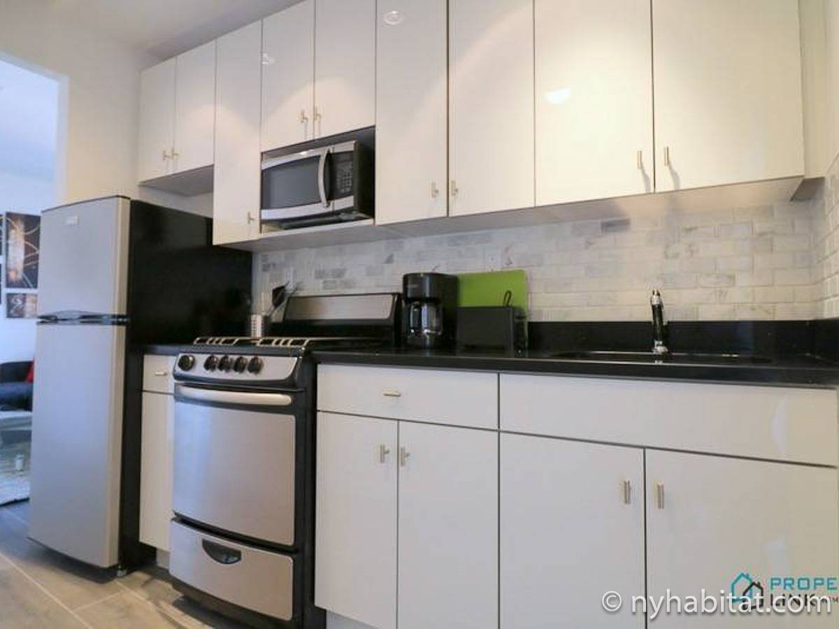 Kitchen Alcove New York Apartment Alcove Studio Apartment Rental In Little Italy