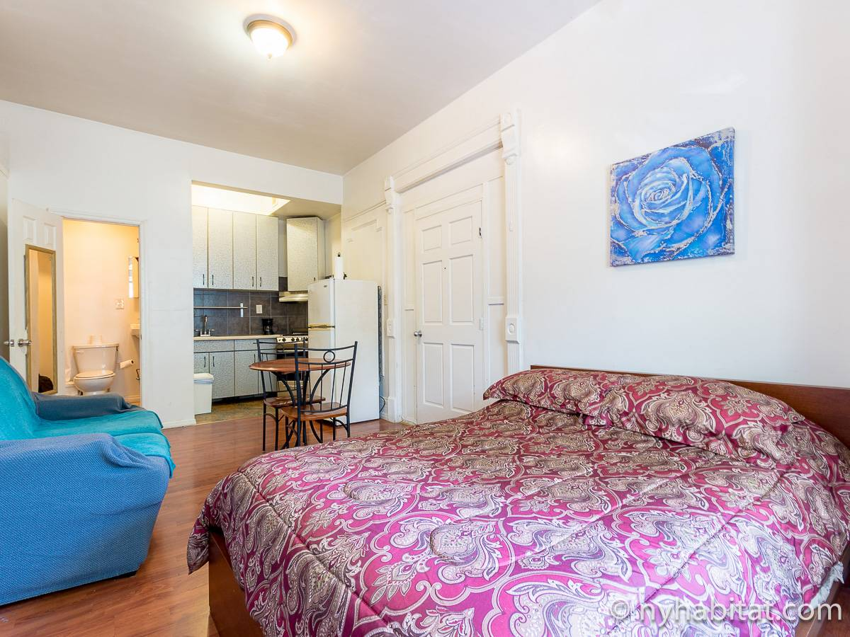 New York - Studio apartment - Apartment reference NY-17030