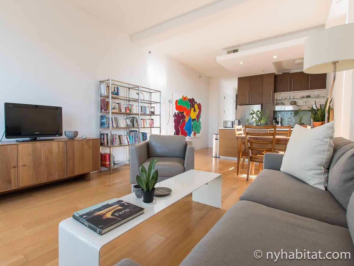 New York Apartment 1 Bedroom Apartment Rental In Boerum