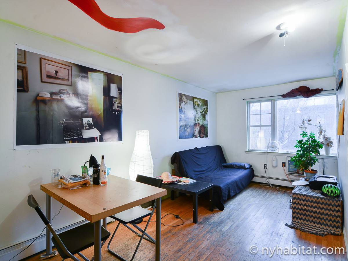 New York - T5 appartement colocation - Appartement référence NY-17038
