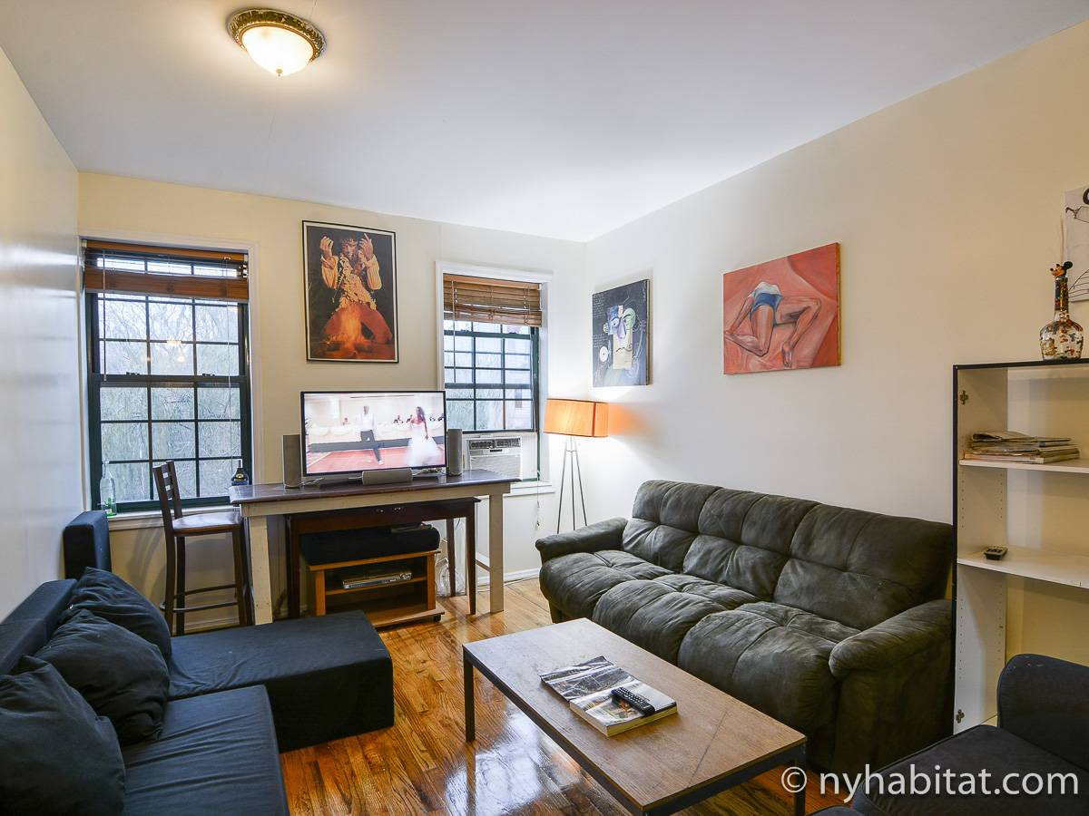 new york apartment: 4 bedroom apartment rental in clinton hill (ny