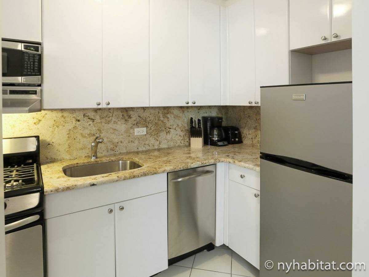Studio Apartment Kitchen new york apartment: studio apartment rental in clinton (hell's
