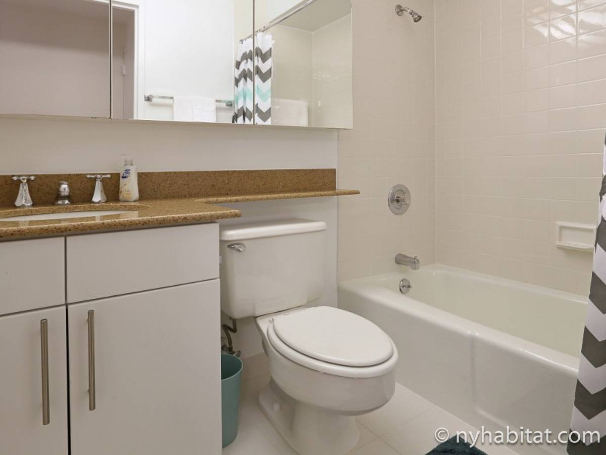 Studio Apartment Bathroom new york apartment: studio apartment rental in clinton (hell's