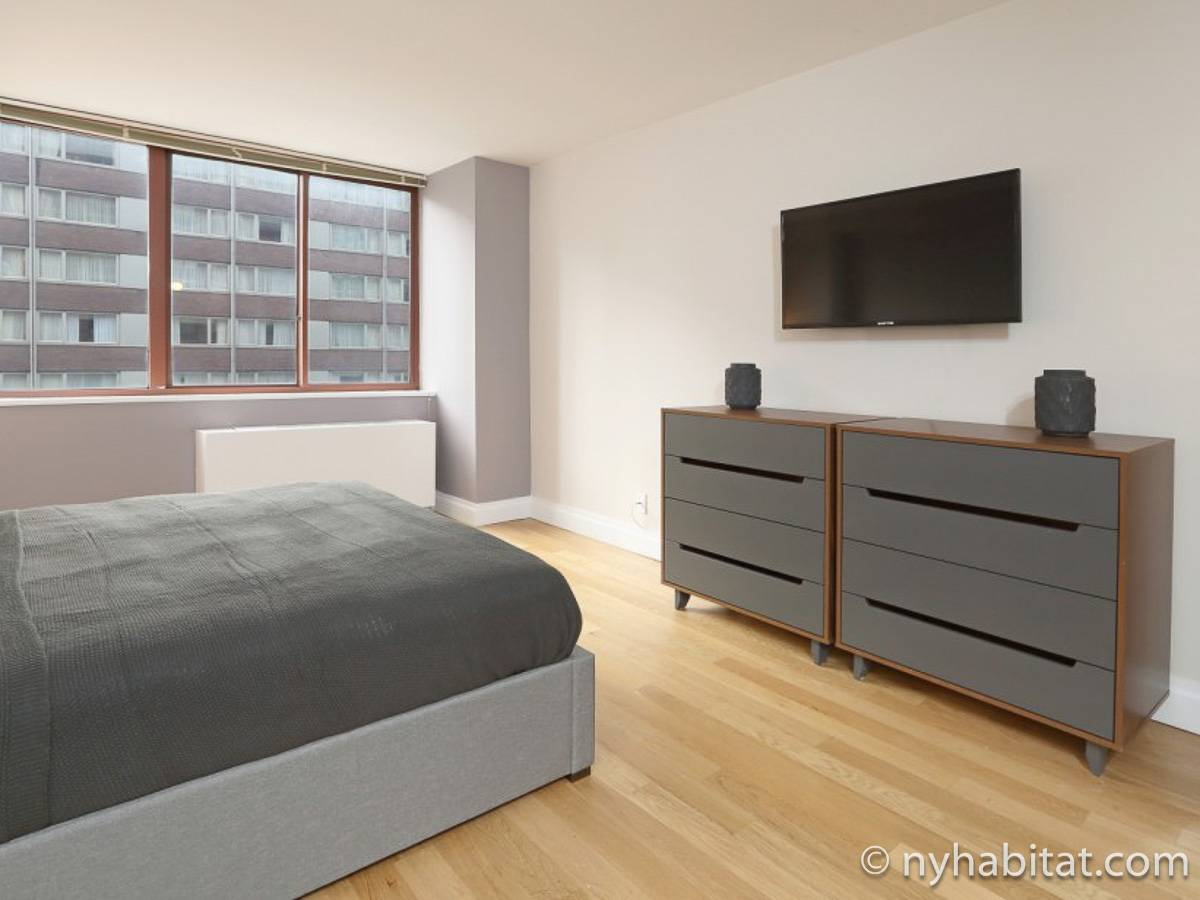 Logement new york location meubl e studio t1 clinton for Location meuble new york