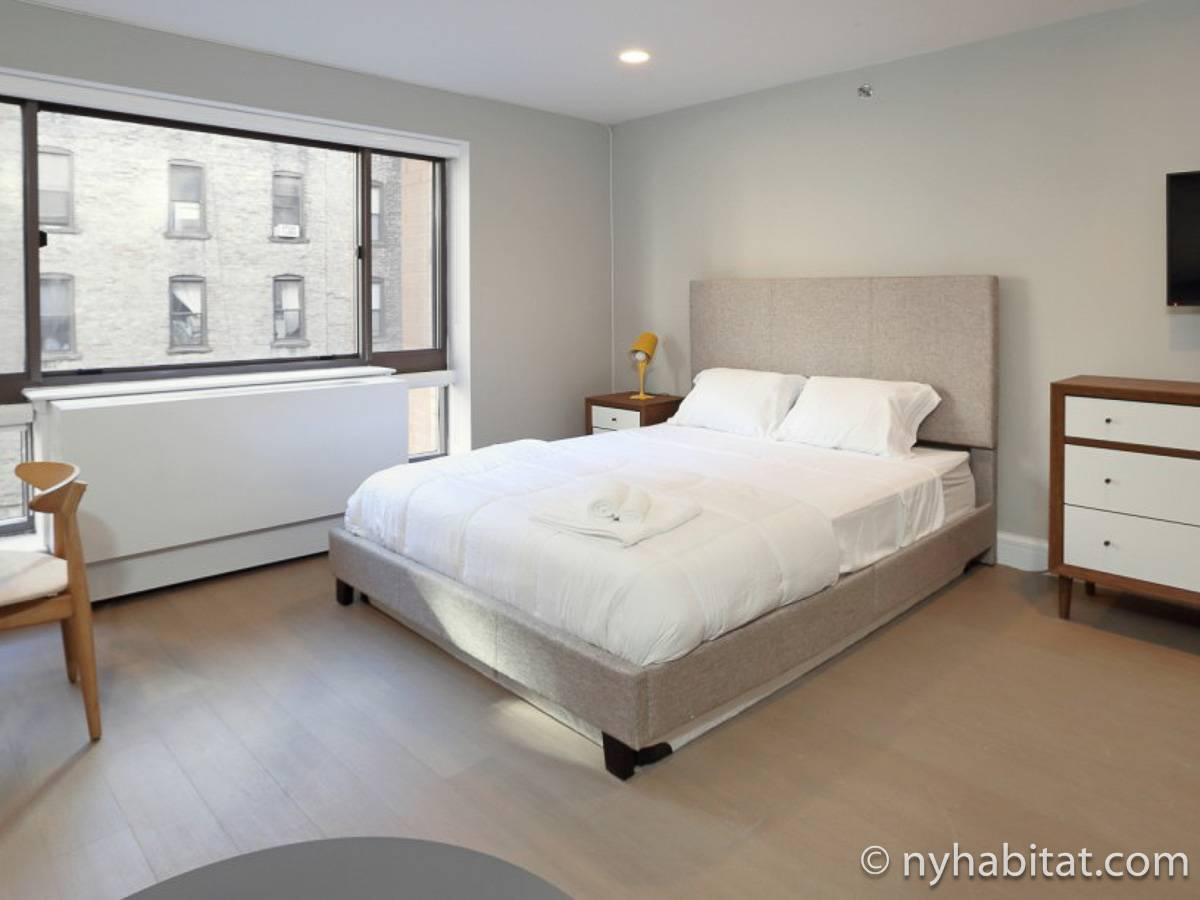 New York Studio Apartment   Living Room (NY 17062) Photo 1 Of 7 ...