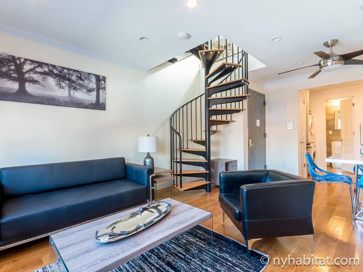 new york apartment 1 bedroom duplex apartment rental in little new york 1 bedroom duplex apartment living room ny 17075 photo