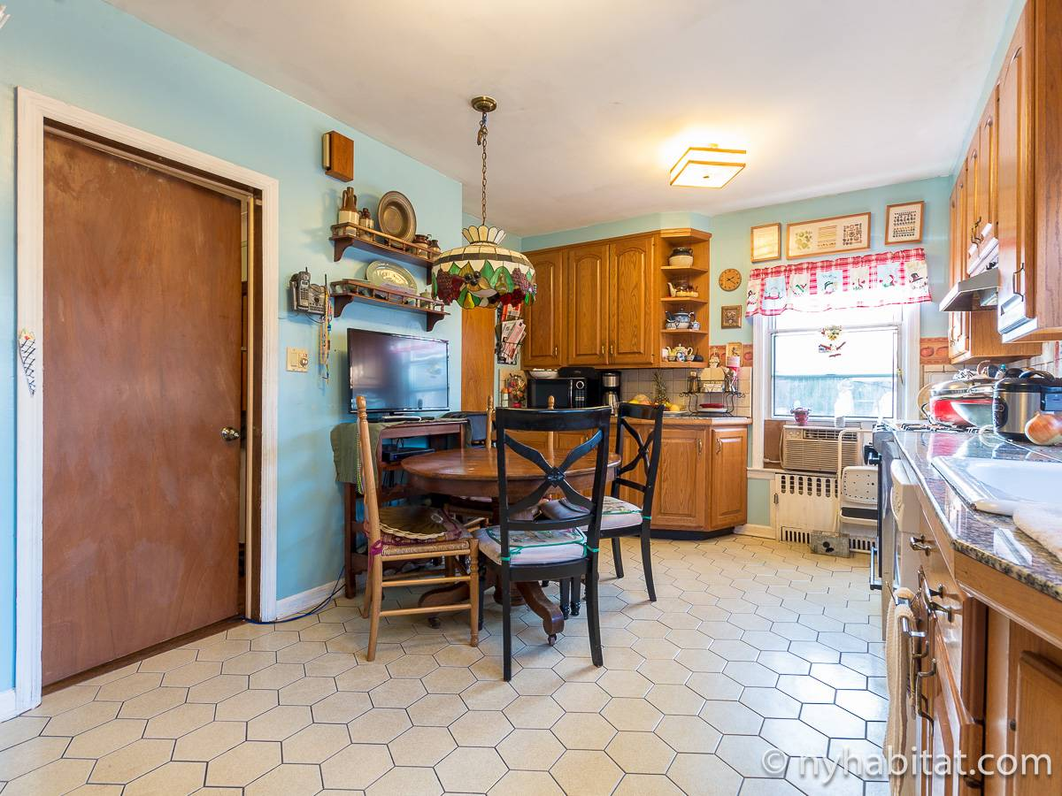 New York 2 Bedroom roommate share apartment - kitchen (NY-17081) photo 5 of 8