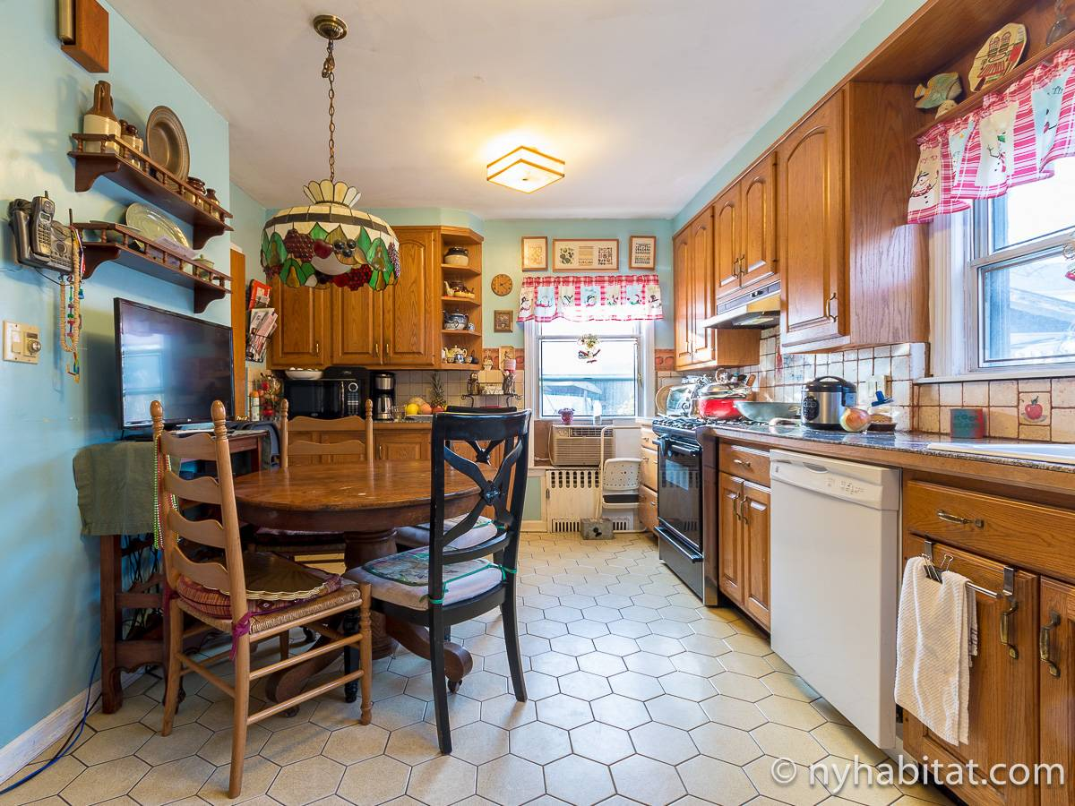 New York 2 Bedroom roommate share apartment - kitchen (NY-17081) photo 8 of 8