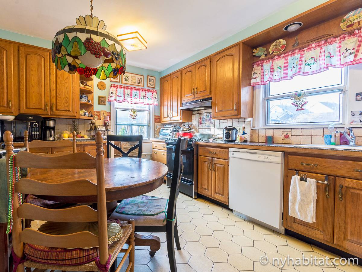 New York 2 Bedroom roommate share apartment - kitchen (NY-17081) photo 1 of 8