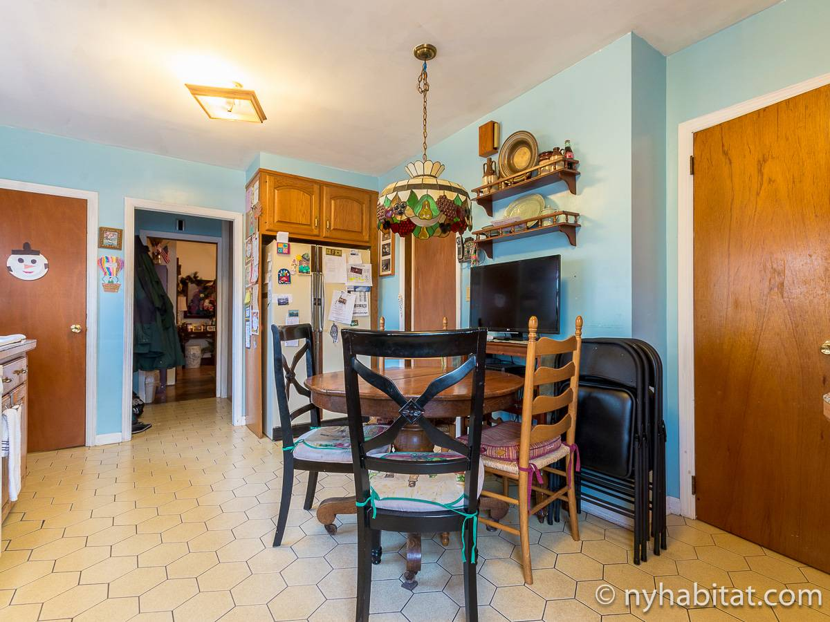 New York 2 Bedroom roommate share apartment - kitchen (NY-17081) photo 6 of 8