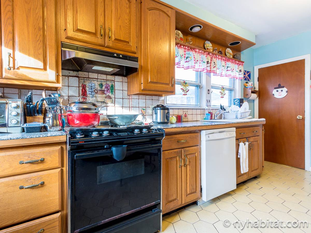 New York 2 Bedroom roommate share apartment - kitchen (NY-17081) photo 4 of 8