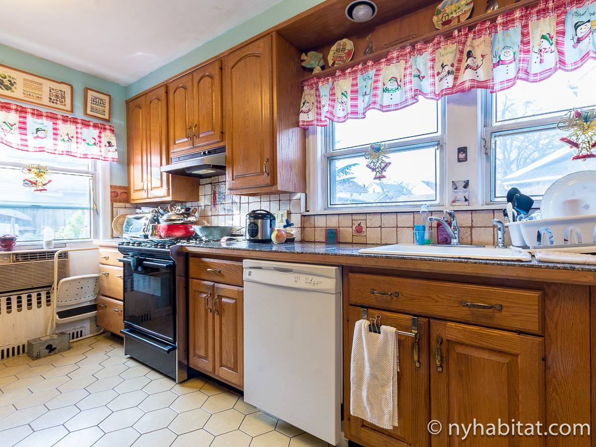 New York 2 Bedroom roommate share apartment - kitchen (NY-17081) photo 2 of 8