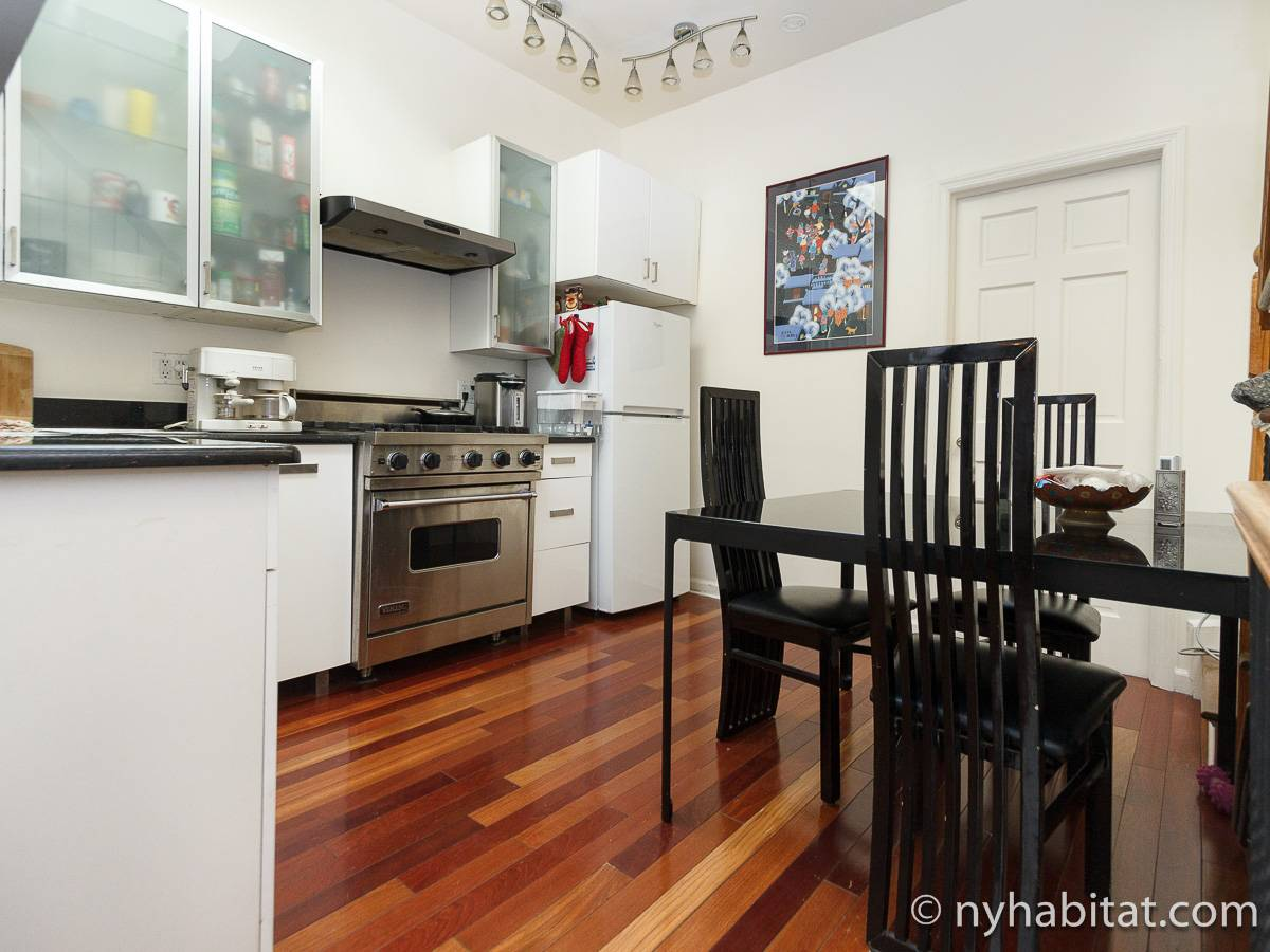 New York T5 appartement colocation - cuisine (NY-17082) photo 4 sur 4