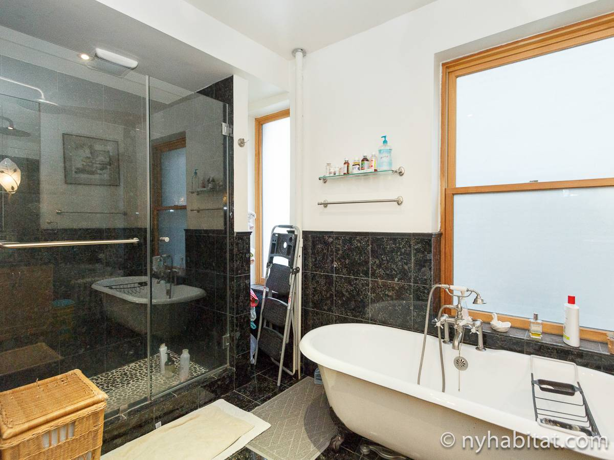New York T5 appartement colocation - salle de bain 2 (NY-17082) photo 4 sur 5