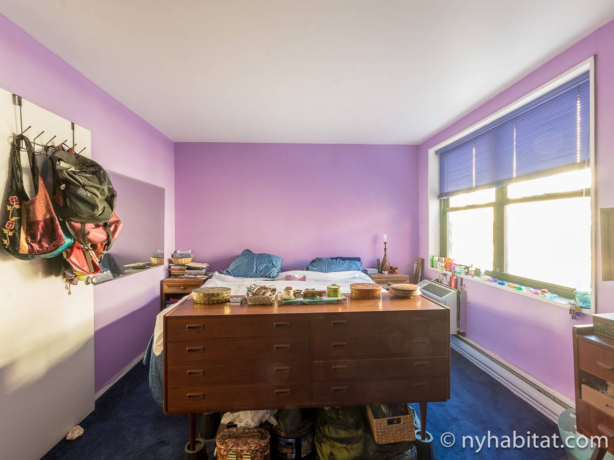 New York 3 Bedroom - Duplex roommate share apartment - bedroom 2 (NY-17088) photo 2 of 6