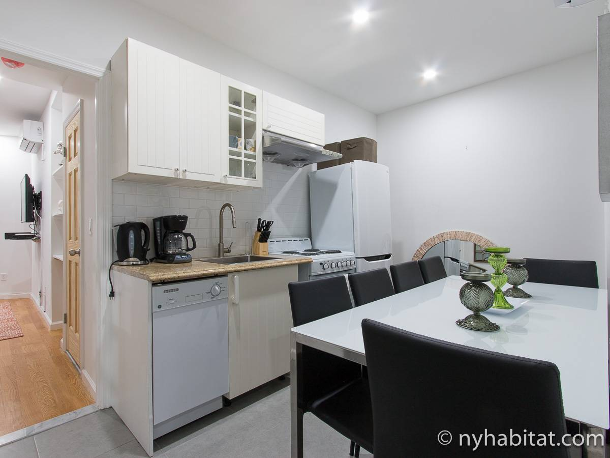 New York 4 Bedroom roommate share apartment - kitchen (NY-17090) photo 1 of 4