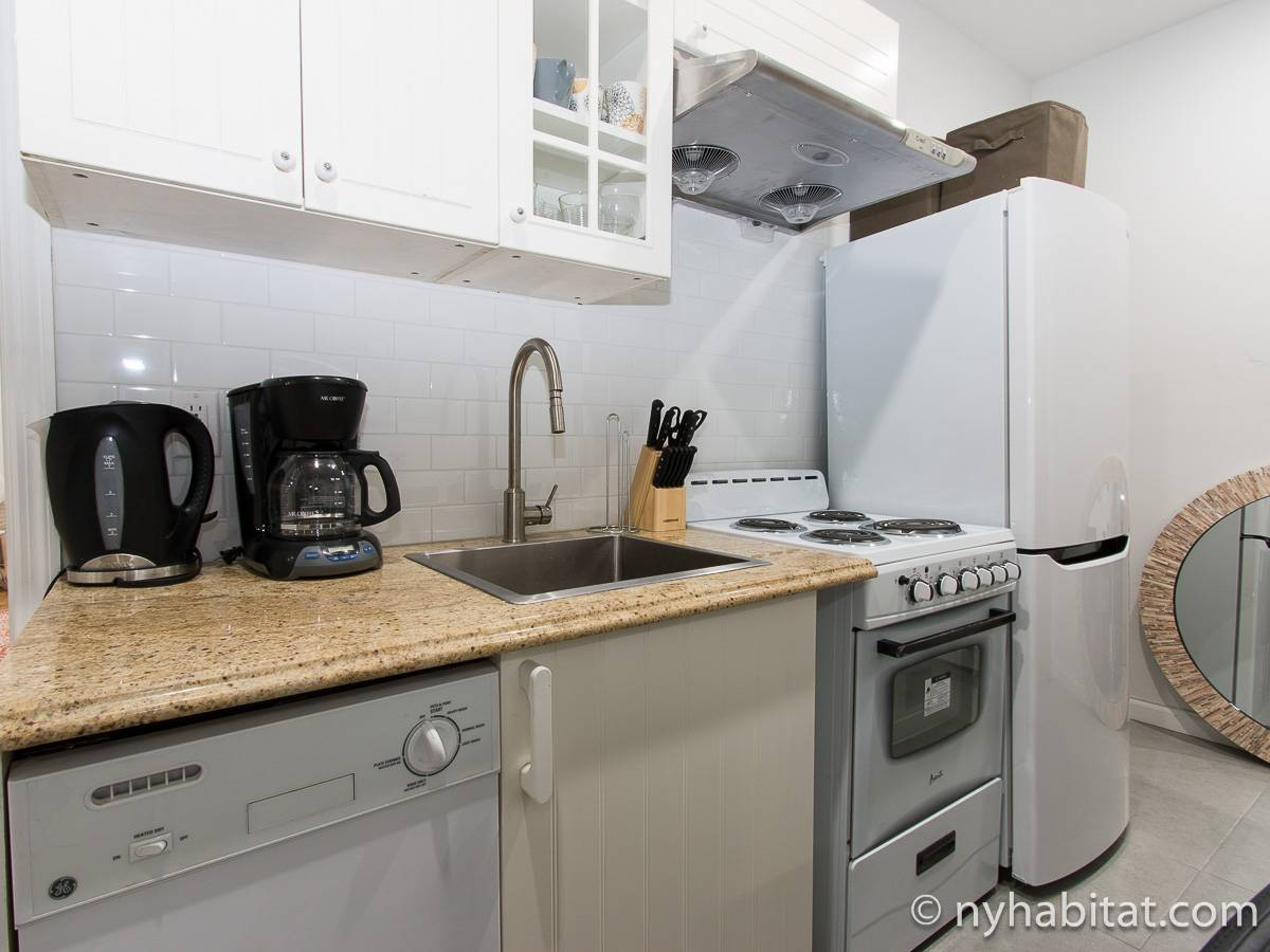 New York 4 Bedroom roommate share apartment - kitchen (NY-17090) photo 2 of 4