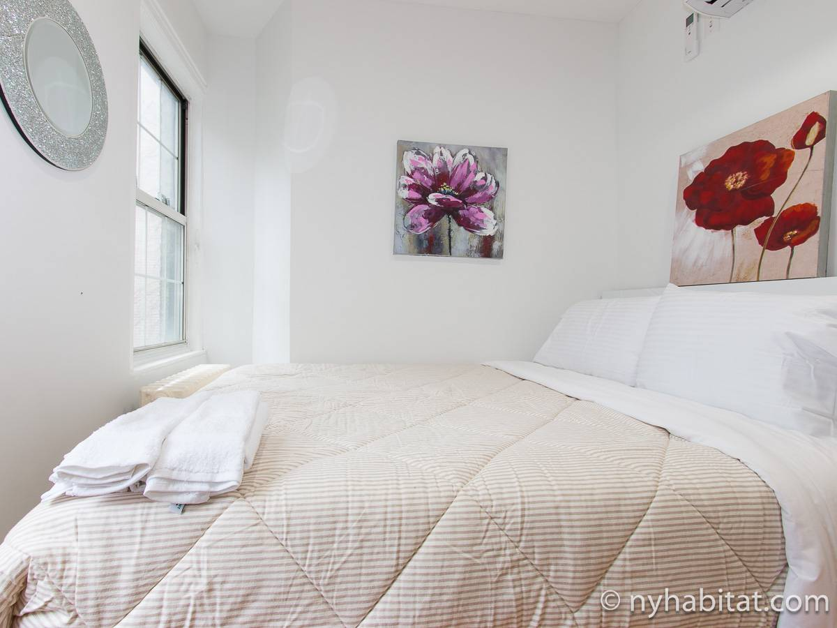 New York 4 Bedroom roommate share apartment - bedroom 2 (NY-17090) photo 2 of 2