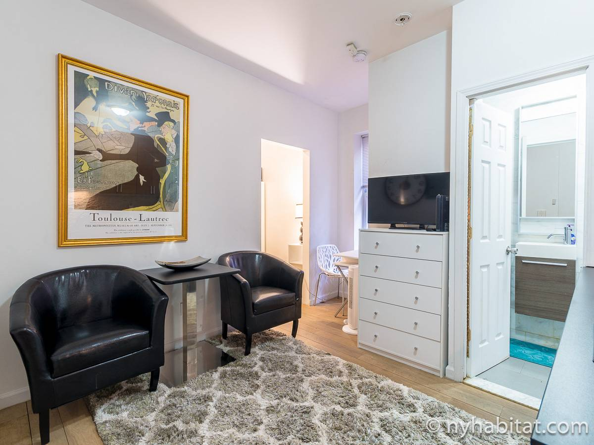 New York - Studio apartment - Apartment reference NY-17092
