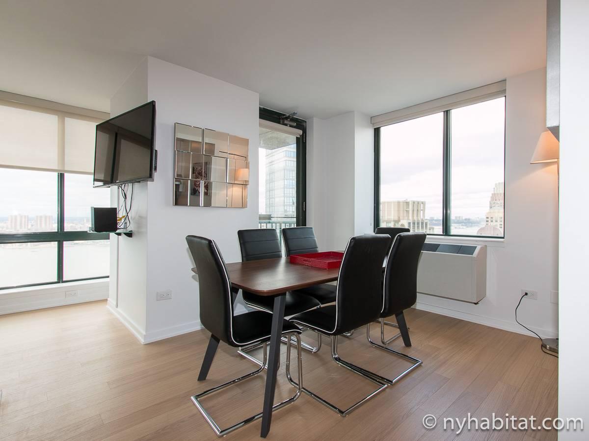 Logement new york location meubl e t3 upper west for Location meuble new york