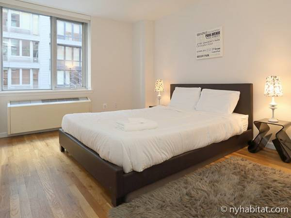 New York - 1 Bedroom apartment - Apartment reference NY-17115