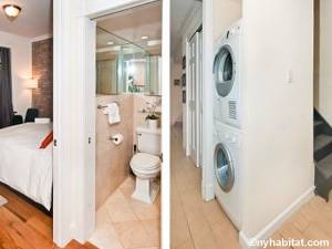 New York 3 Bedroom - Duplex roommate share apartment - bathroom 3 (NY-17116) photo 1 of 1