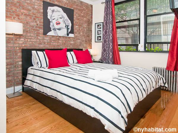 New York 3 Bedroom - Duplex roommate share apartment - bedroom 3 (NY-17116) photo 1 of 5