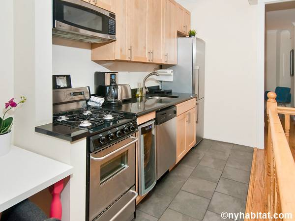 New York 3 Bedroom - Duplex roommate share apartment - kitchen (NY-17116) photo 1 of 4