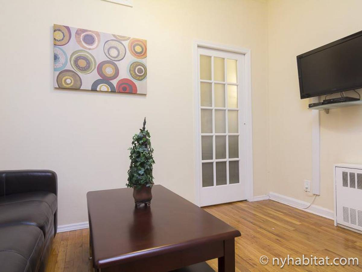New York 1 Bedroom apartment - living room (NY-17125) photo 1 of 5