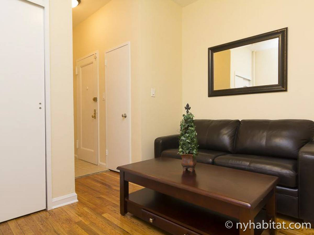 New York 1 Bedroom apartment - living room (NY-17125) photo 2 of 5