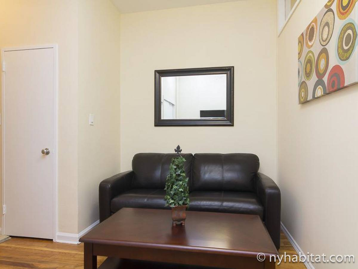 New York 1 Bedroom apartment - living room (NY-17125) photo 3 of 5