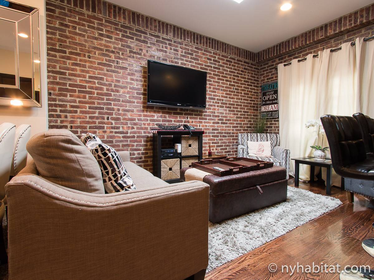 Living Room Queens Ny new york apartment: 2 bedroom apartment rental in long island city