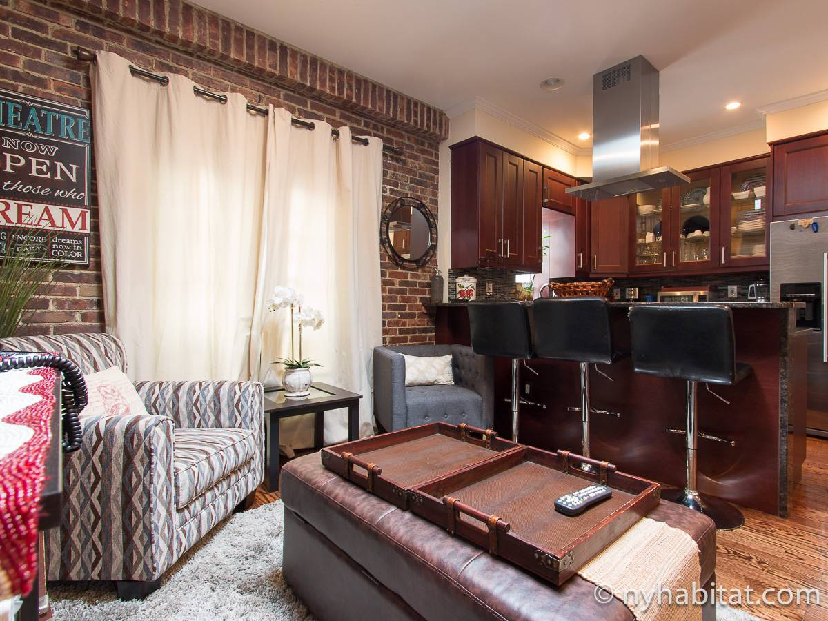 Living Room Queens Ny new york accommodation: 2 bedroom apartment rental in long island