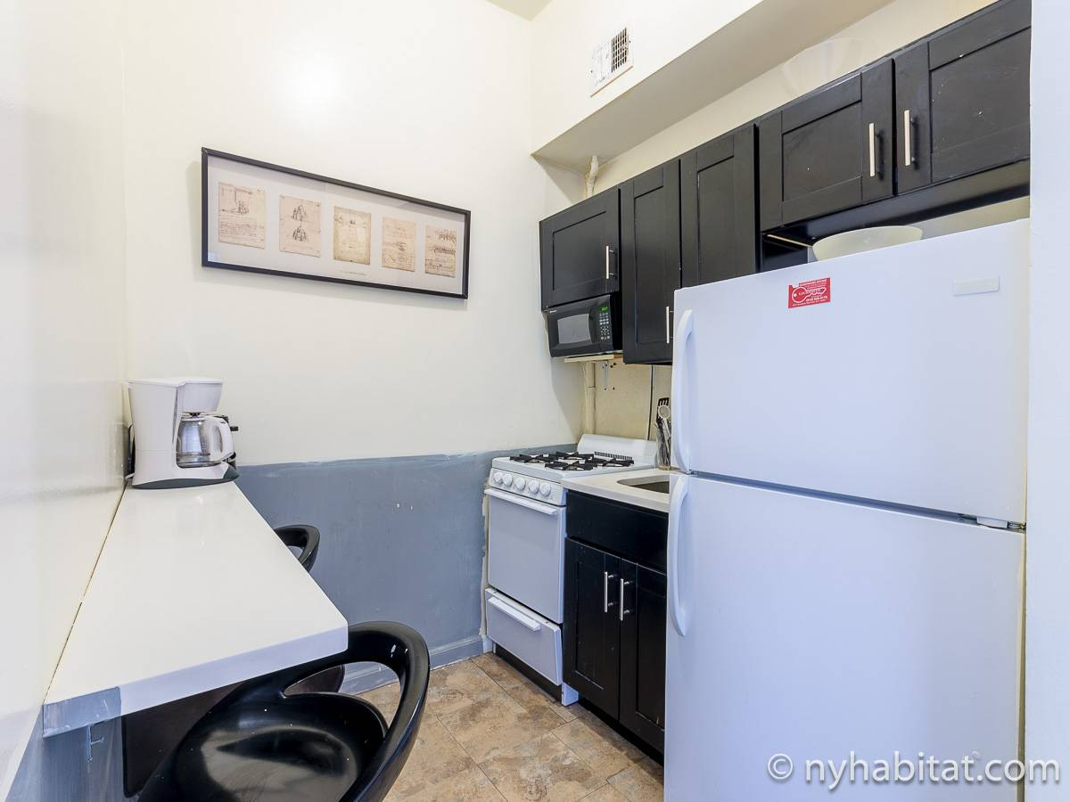 New York 2 Bedroom apartment - kitchen (NY-17198) photo 1 of 4