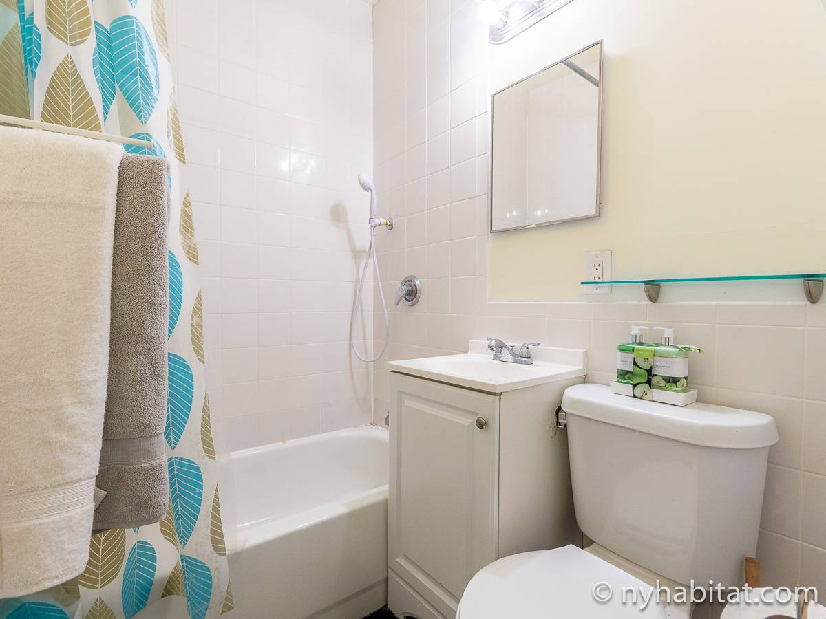 New York 2 Bedroom apartment - bathroom (NY-17198) photo 1 of 2