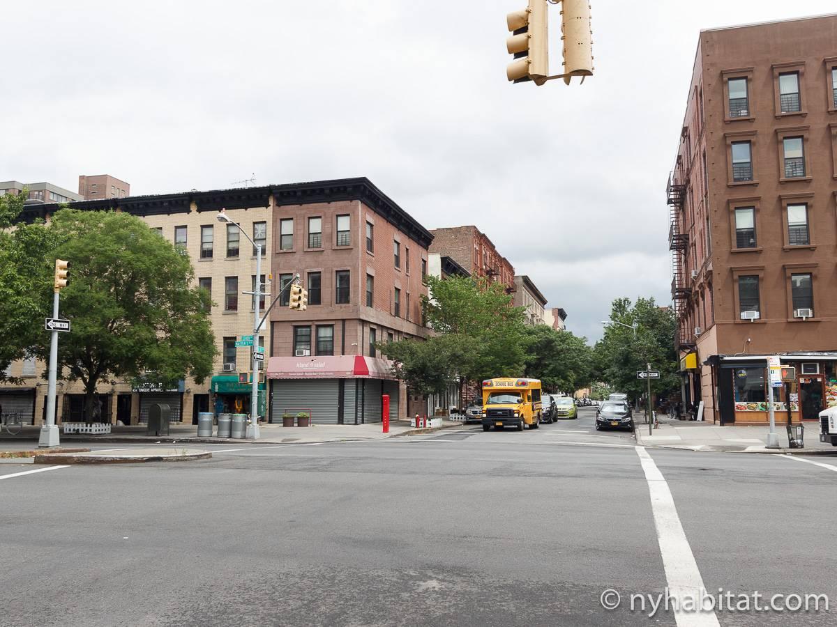 Piso para compartir en nueva york 2 dormitorios harlem ny 17203 - Pisos en new york ...