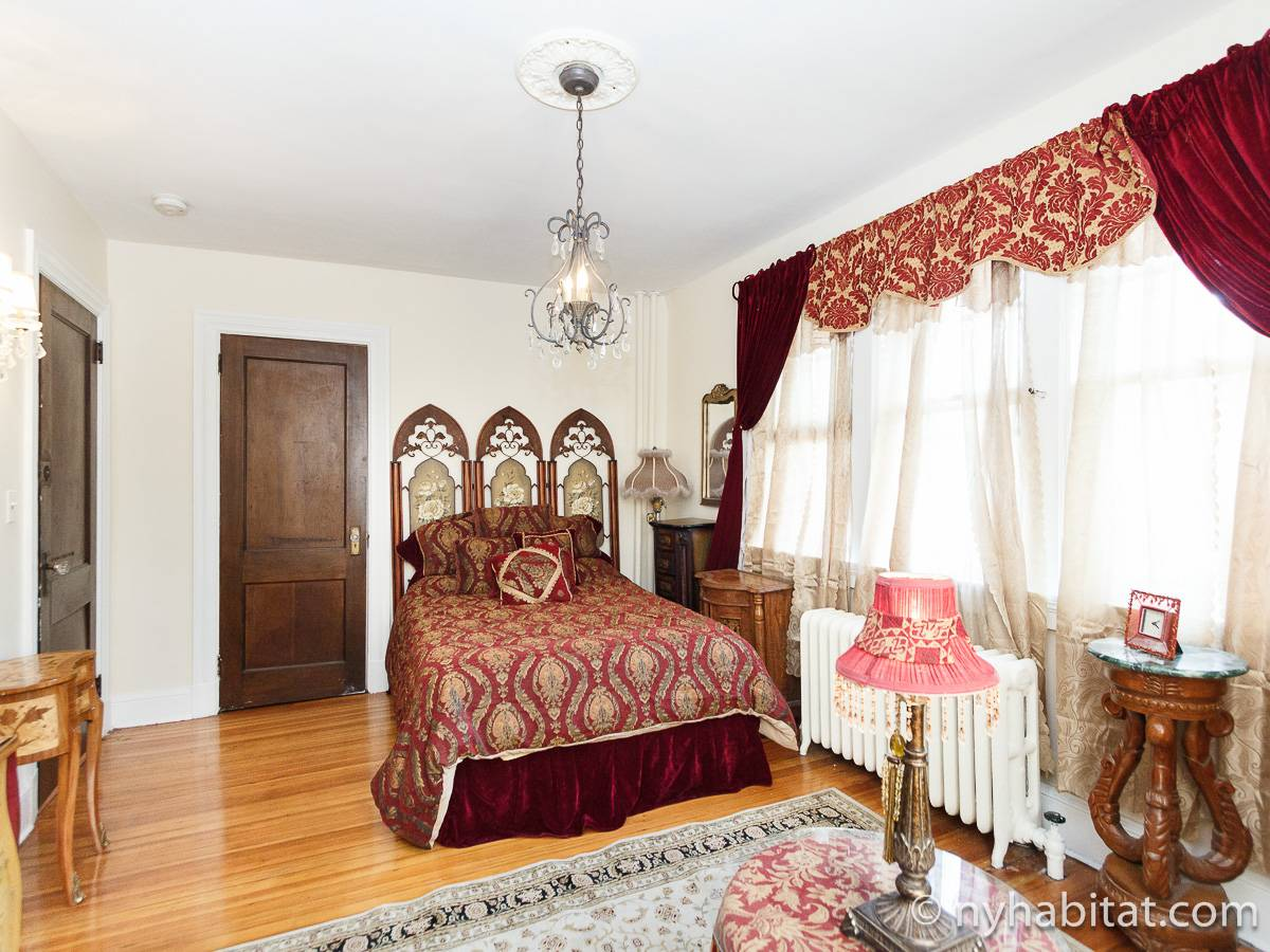New York 4 Bedroom - Duplex roommate share apartment - bedroom 3 (NY-17210) photo 1 of 6
