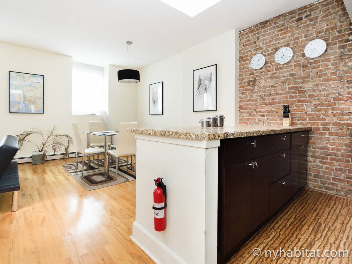 New York 1 Bedroom apartment - kitchen (NY-17211) photo 4 of 4