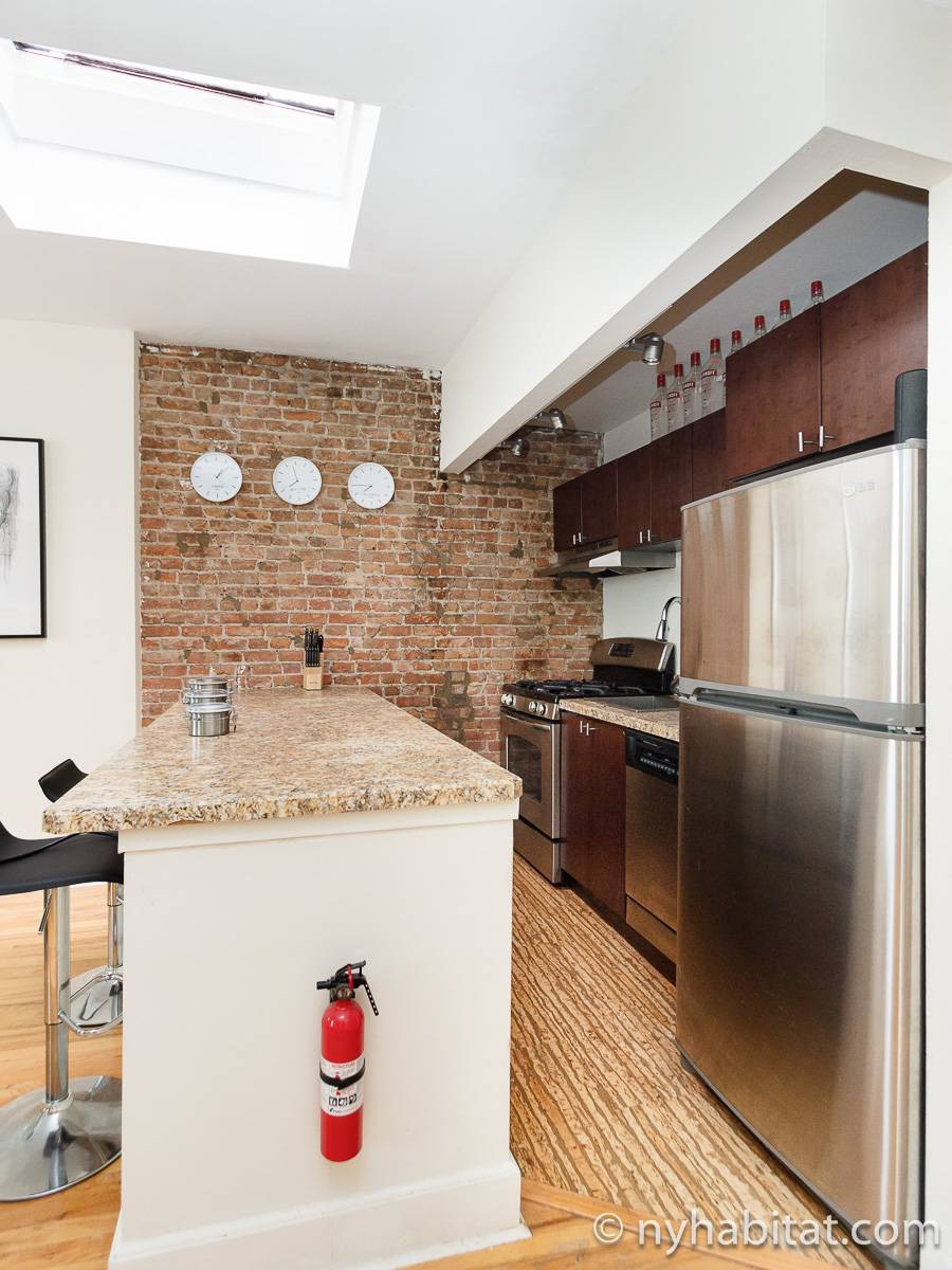 New York 1 Bedroom apartment - kitchen (NY-17211) photo 2 of 4