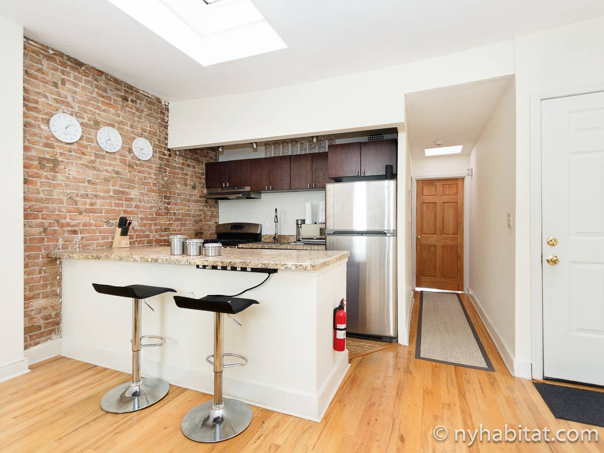 New York 1 Bedroom apartment - kitchen (NY-17211) photo 1 of 4