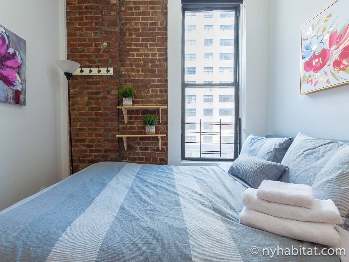 New York 4 Bedroom accommodation - bedroom 2 (NY-17220) photo 2 of 4