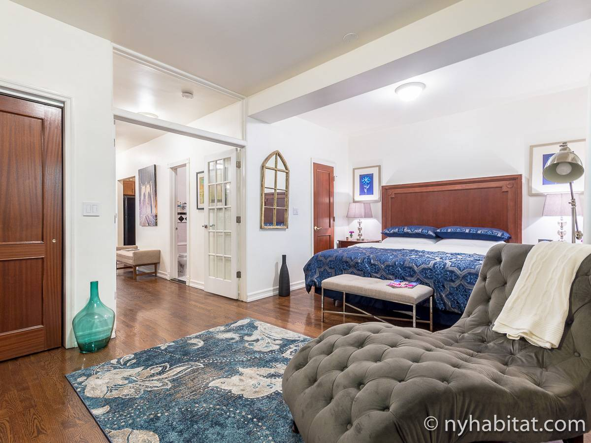 New York 1 Bedroom - Duplex accommodation - bedroom (NY-17228) photo 2 of 4