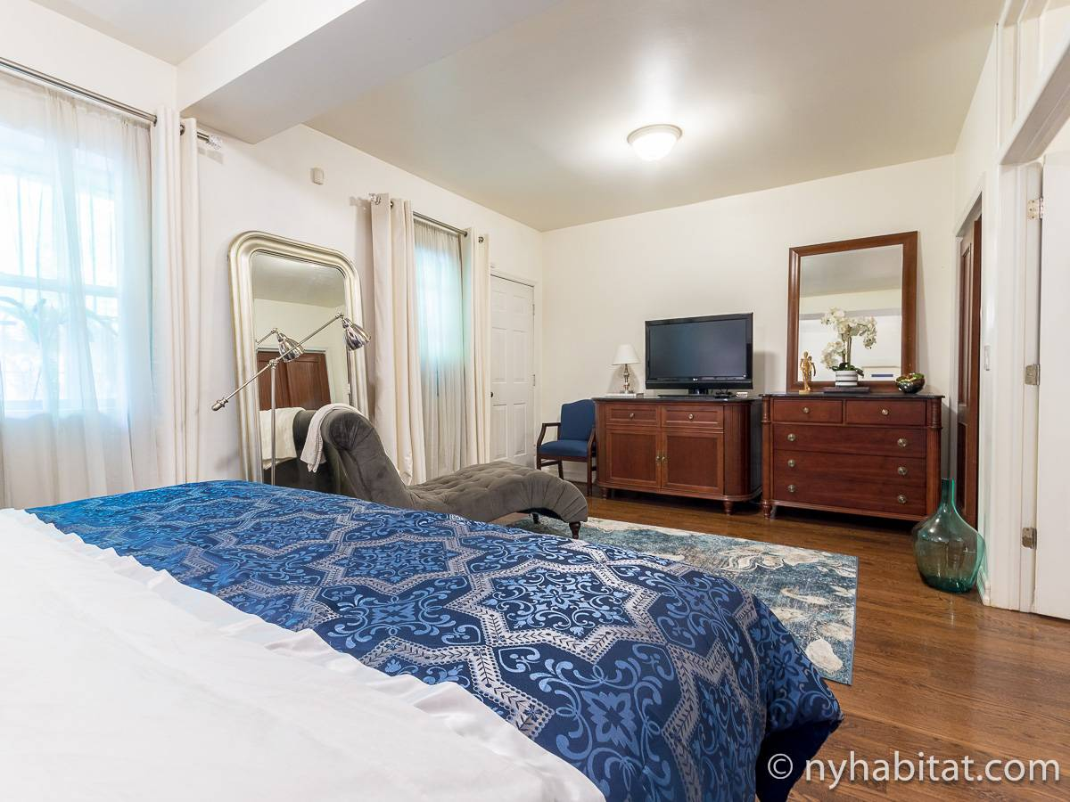 New York 1 Bedroom - Duplex accommodation - bedroom (NY-17228) photo 3 of 4